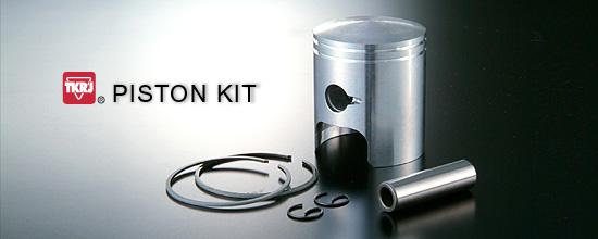 Piston Kit Racing TKRJ